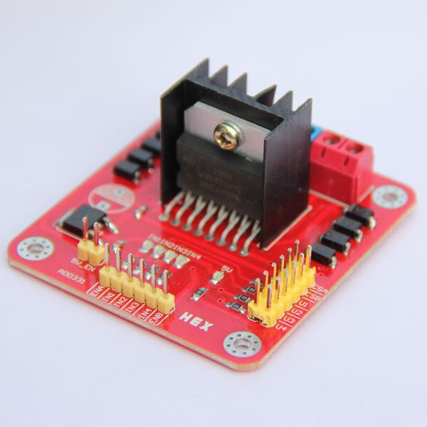 L298N Stepper Motor Driver Board, Arduino Supported