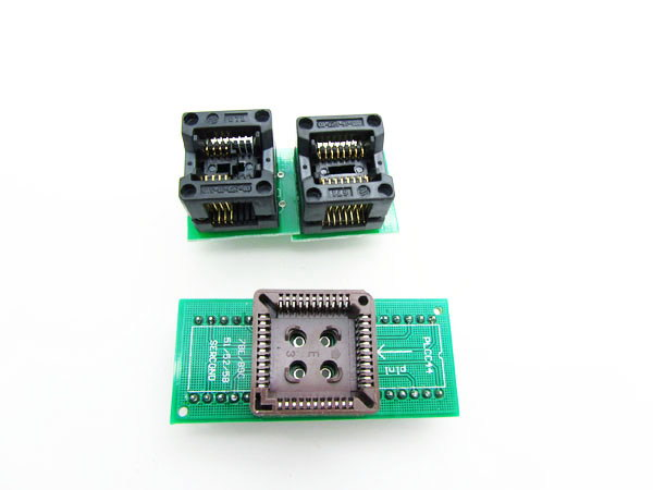 IC Chip Socket Programmer SMD to DIP [Package]