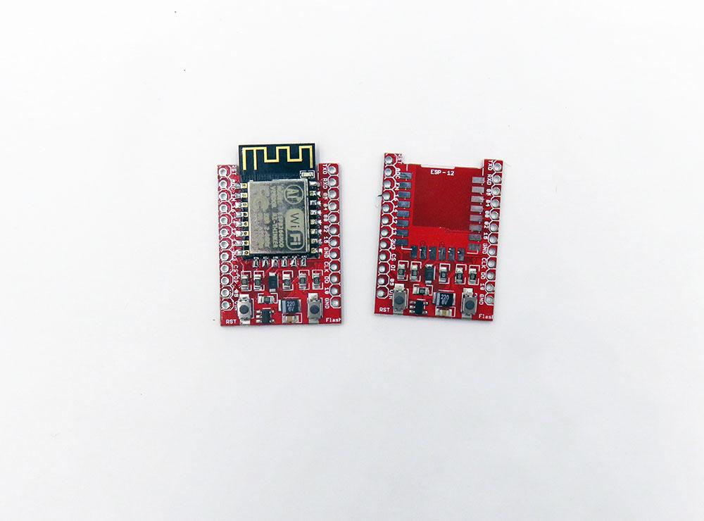 ESP8266 SMD Adapter Board R2 [version]