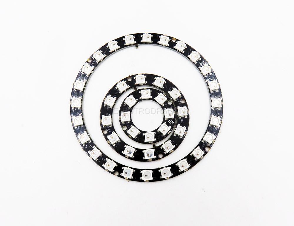 Ws2812 Neopixels Ring Leds