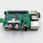 HIFI Audio Play Shield for Raspberry Pi, PCM5122 I2S DAC R2 02