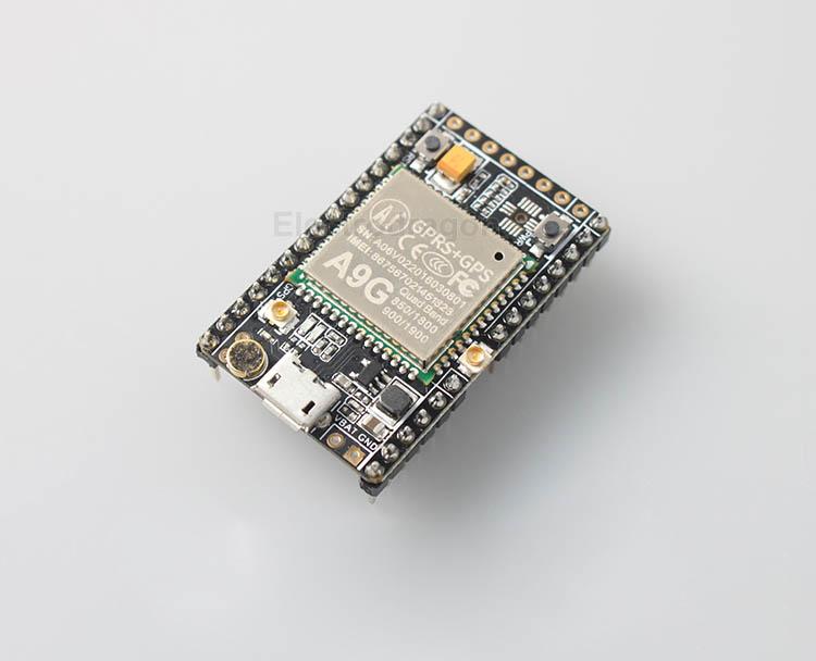 A9G GSM/GPRS+GPS/BDS [Module, Dev  Board]