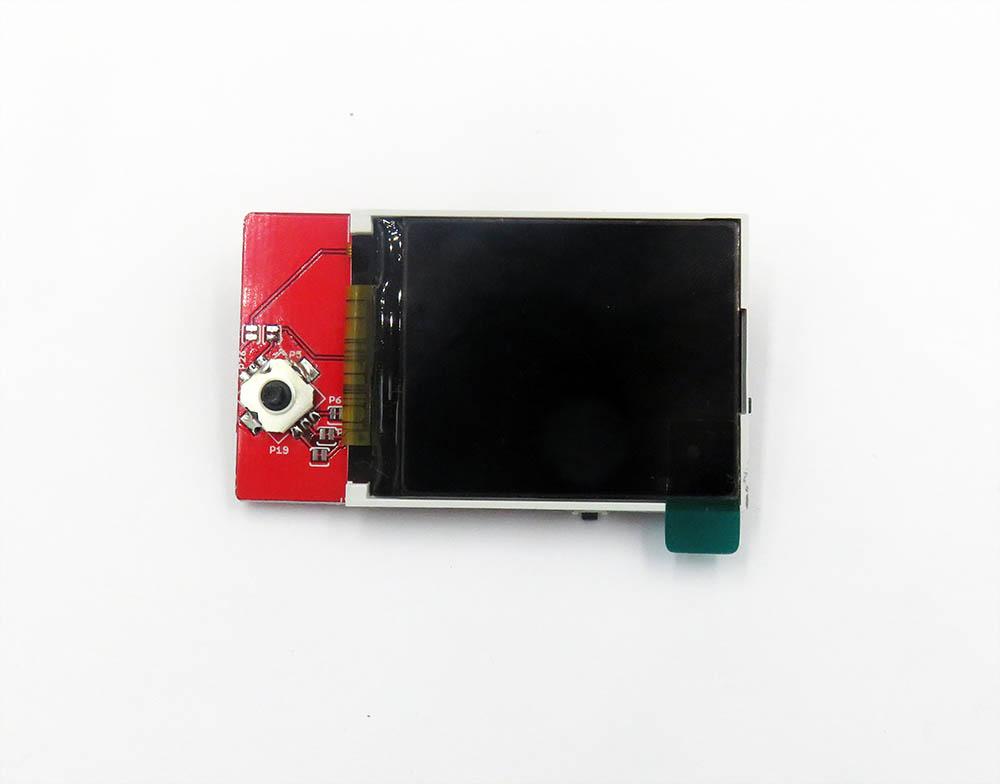 1 8'' SPI LCD Shield for Raspberry Pi