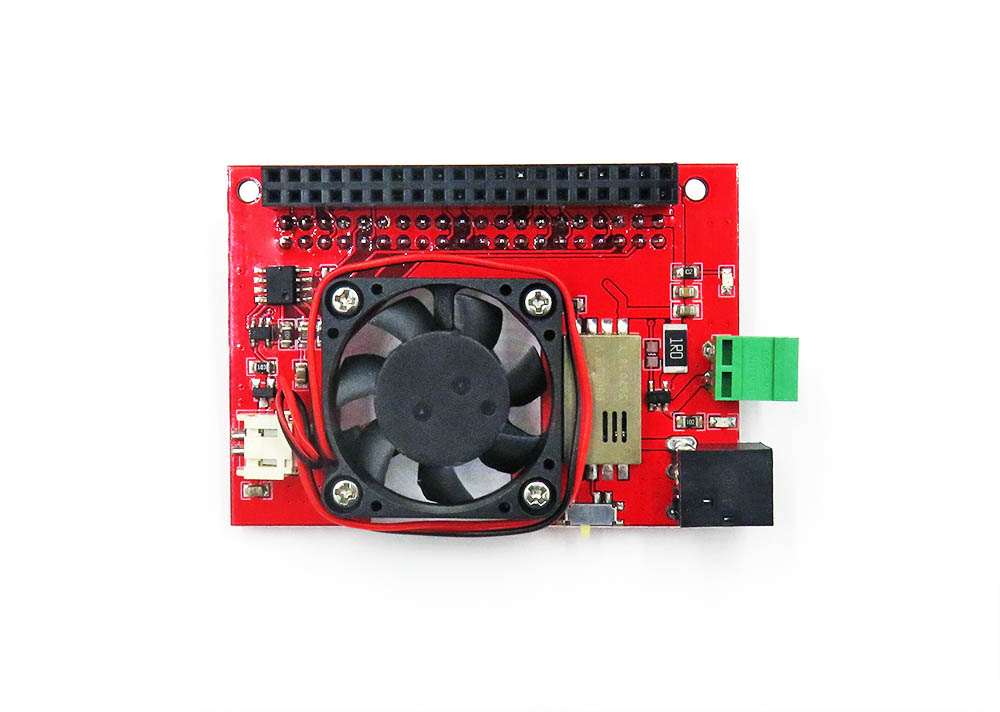 Smart Fan Cooling Control Board for Raspberry Pi